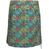 SKHoop Summer Short Skirt Black Pattern